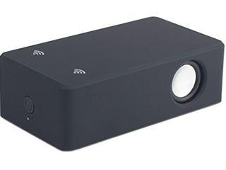 Digital Innovations Sound Dr Smart Phone Speaker Amplifier   Black