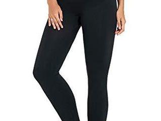 HOFISH Women s Maternity legging Pants Seamless Bottom Underwear for Pregnant Women Black3 l