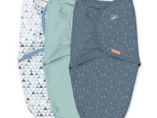 SwaddleMe Original Swaddle Size large  3 6 Months  3 Pack  Mountaineer