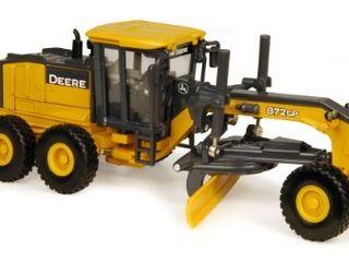 ERTl John Deere 872GP Grader  1 50 Scale  Yellow