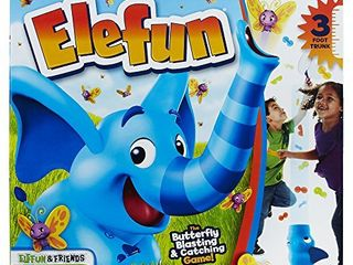 Hasbro Elefun and Friends Elefun Game with Butterflies and Music Kids Ages 3 and Up  Amazon Exclusive