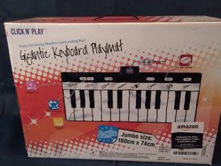 Click n Play Gigantic Keyboard Playmat