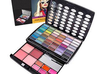 SHANY Glamour Girl Makeup Kit Eye shadow Blush Powder   Vintage