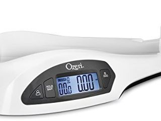 Ozeri All in One Baby and Toddler Scale   with Weight and Height Change Detection