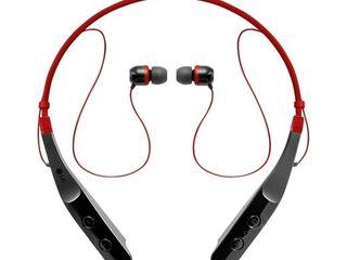 lG   TONE TRIUMPH HBS 510 Wireless In Ear Headphones   Black Red