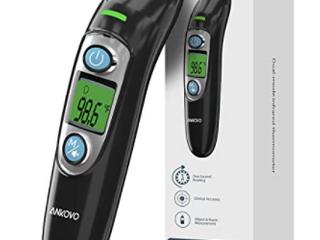 Ankovo Dual Mode Infrared Thermometer  Black