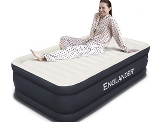 ENGlANDER TWIN DOUBlE HIGH AIRBED