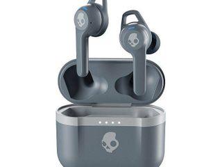 Skullcandy Indy Evo True Wireless Headphones   Chill Gray
