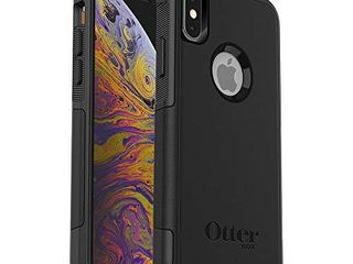 OtterBox Commuter Series Case for iPhone XS   iPhone X   Frustration Free Packaging   Black
