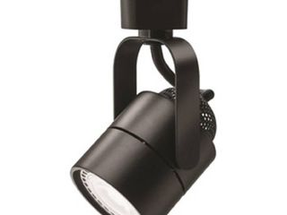 lithonia lighting Black Mesh Back Integrated lED Track lighting Head