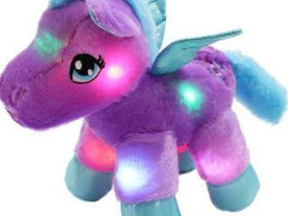 BSATAOFY  STUFFED PONY WITH SOUND