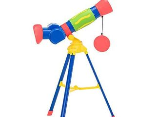 Educational Insights GeoSafari Jr  My First Telescope  STEM Toy for Kids  Telescope for Kids  Ages 4  Brand New look