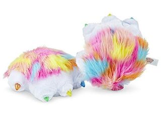 Rainbow Butterfly Unicorn Kitty Action Power Paws Toy  Multi Colered