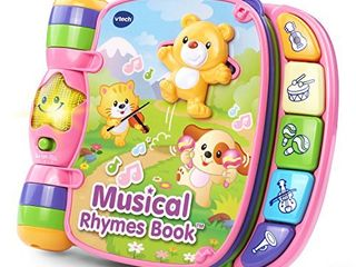 VTech Musical Rhymes Book  Pink