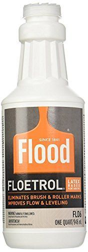 FlOOD PPG FlD6 04 Floetrol Additive  1 Quart   2