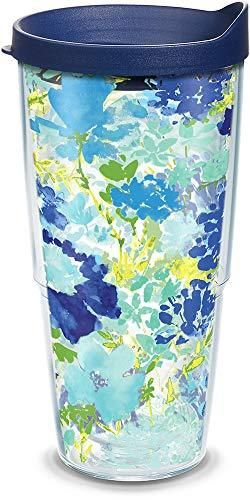 Tervis Fiesta Insulated Tumbler  24oz   Tritan  Meadow Floral