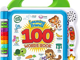 lEAP FROG lEARNING FRIEND 100 WORDS BOOK