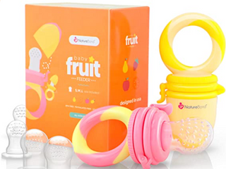 NatureBond Baby Fruit Feeder