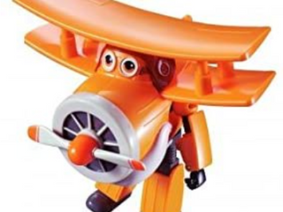 SUPER WINGS EASIlY TRANSFORMS  TRANSFORMING GRAND AlBERT