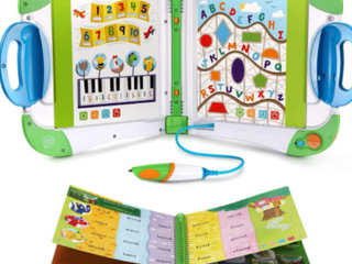 lEAPSTART INTERACTIVE lEARNING SYSTEM  ACTIVITY BOOK SAMPlER AND USB CABlE