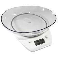 Optima Home Scales Atlas Digital Bowl Scale