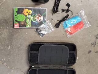 luigi s Mansion 3 for Nintendo Switch   Nintendo Switch Starter Pack Including  Joycon Covers  Headphones  and Zip up Case