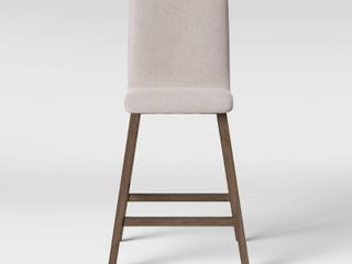 Meares Armless Counter Height Barstool Beige   Project 62