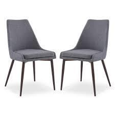 Ethen Grey Dining Chair  Set of 2