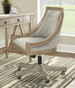 liza Quilted Office Chair  Retail 377 99