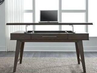 Ventura Boulevards Bronze Spice lift Top Writing Desk  Retail 534 99