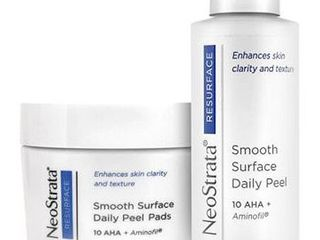 Neostrata Smooth Surface Daily Peel  36 ct