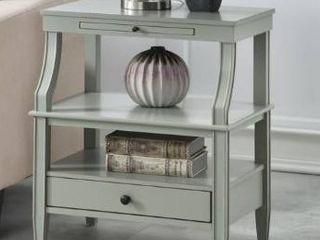 Newport Storage Nightstand by Greyson living  Retail 178 49