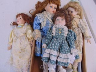 Dolls and Stands