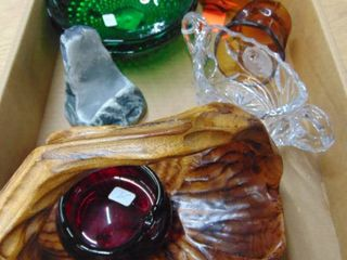 Assorted Bowl and Candy Dish lot