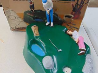 Hole in one   Action Golf Bank  In box