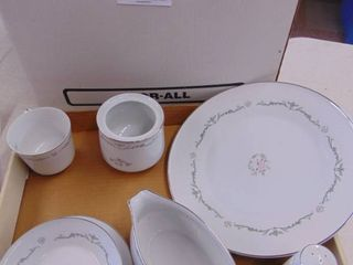 Japan   Petite Bouquet   Fine China Set