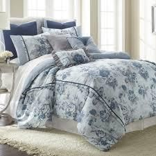Modern Threads 8 Piece Floral Farmhouse Bed Set KING