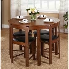 Harrisburg Tobey Compact Round Dining Chairs Set of 4 ONlY THE CHAIRS