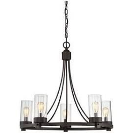 Strick   Bolton Fygi 5 light Chandelier Retail 167 99