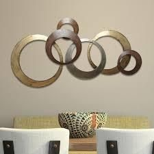 Stratton Home Decor Interlocking Circles