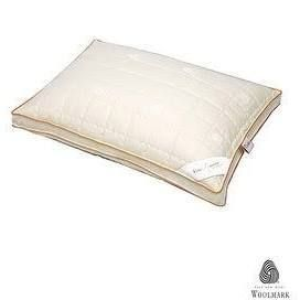 Queen  Enchante Home luxury Wool Pillow   White