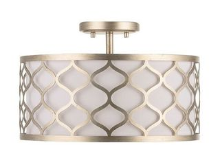 3 light Winter Gold Semi Flush Mount   Winter Gold Retail 138 99