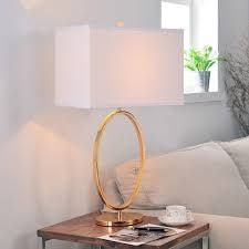 Halo Table lamp Gold