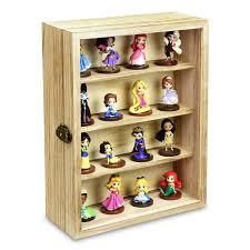 Wall Mounted Collectible Display Case Sn