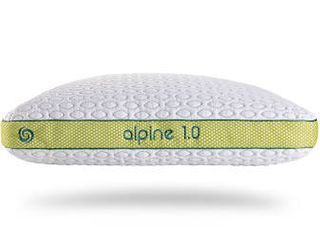 Bedgear Alpine 1 0 Pillow Foam 20  X 26  Sleep Tested Msrp  199