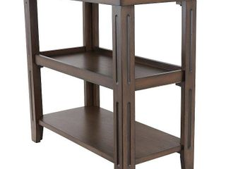 Trace Three Shelf Table  Retail 101 98