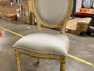 Christopher Knight Home Phinnaeus Fabric Dining Chair