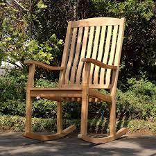 Cambridge Casual Sherwood Teak Rocking Chair