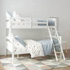 BOX 3 OF 3  Better Homes   Gardens leighton Wood Twin Over Twin Bunk Bed  White