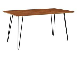Walker Edison Hairpin leg Dining Table